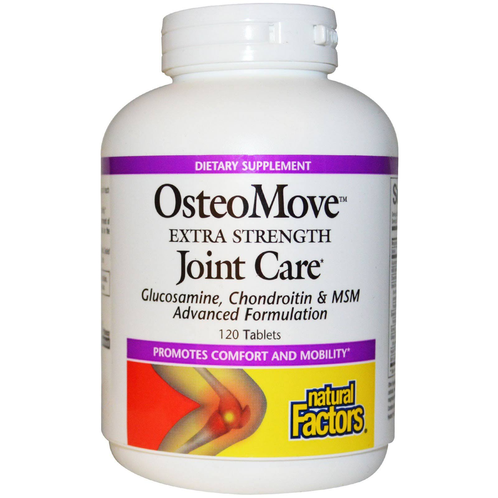 OsteoMove Extra Strength Joint Care - 120 Tablets
