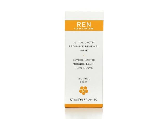 REN Glycol Lactic Radiance Renewal Mask - 1.7oz