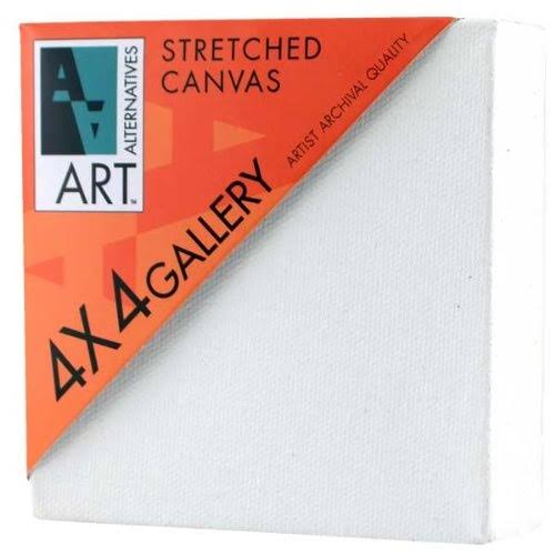 "AA Gallery Canvas - 4"" x 4"""
