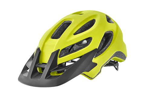 Giant Roost Helmet - Matte Yellow - Small