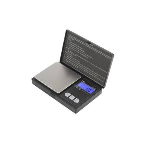 700g x 0.1g Black Digital Pocket Scale - American Weigh Scales MAX-700-BLK