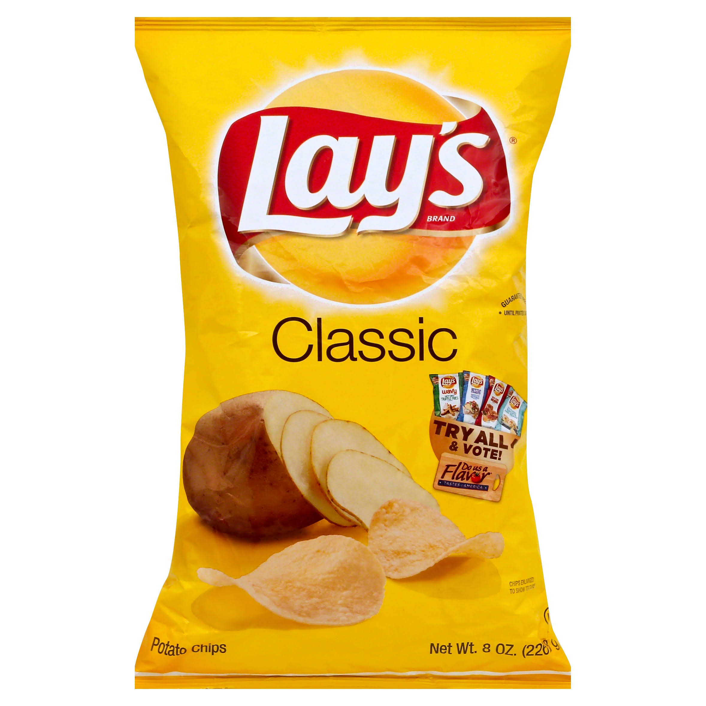 Lay's Potato Chips - Classic