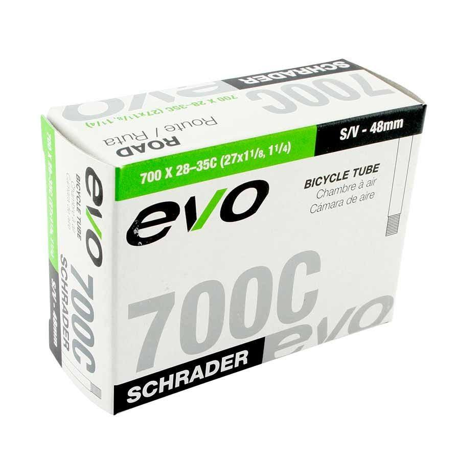 "Evo Bicycle Tube - 32mm, 12 1/2"" x 2 1/4"""