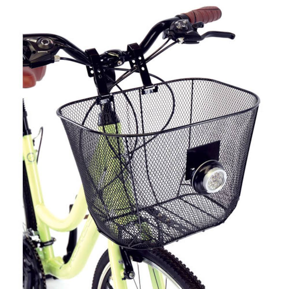 Axiom Front Fresh Mesh Black Basket
