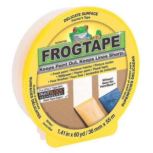 Shurtape Technologies Frogtape Multi-Use Delicate Surface Paint Block Tape