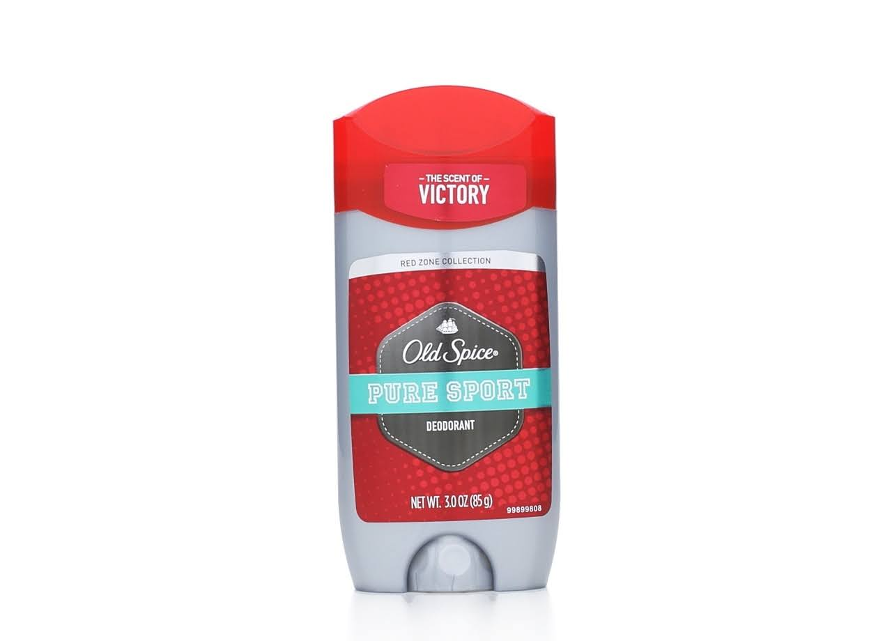 Old Spice Red Zone Collection Pure Sport Deodorant - 3oz
