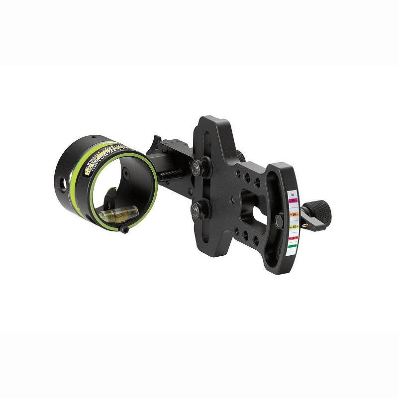 Hha Optimizer Lite 5000 Bow Sight - Black