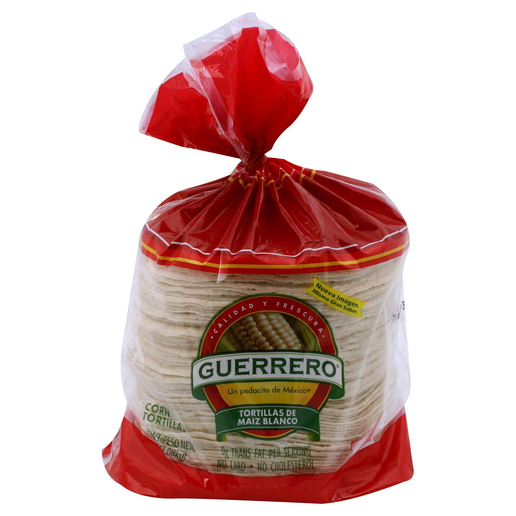 Guerrero Corn Tortillas - 80ct, 66.56oz