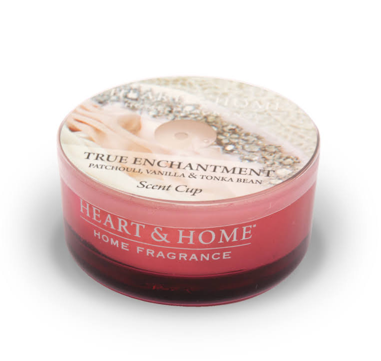 Heart & Home Scent Cup - True Enchantment