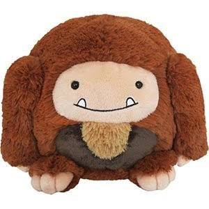 Squishable / Mini Bigfoot Plush - 7