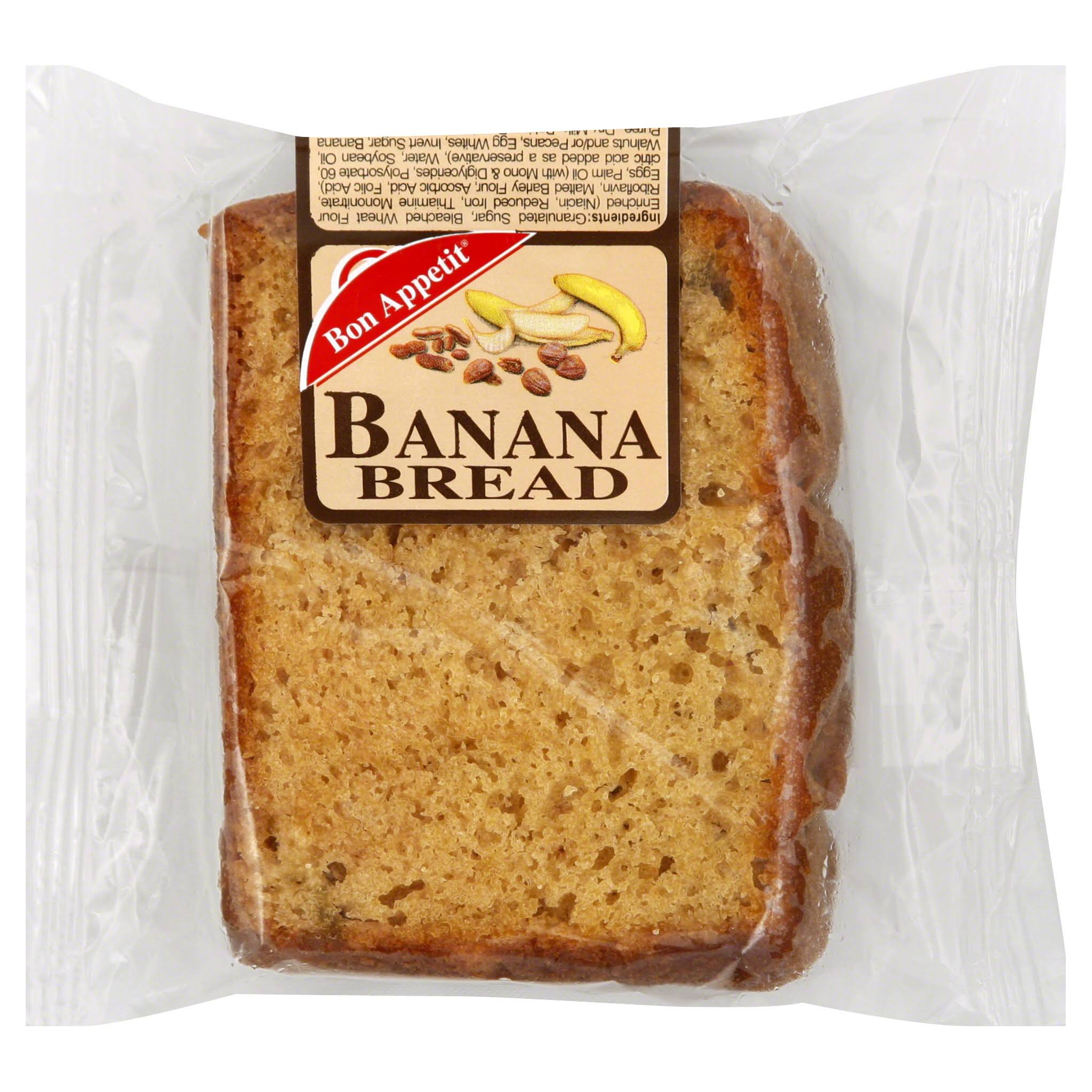 Bon Appetit Banana Bread - 4 oz