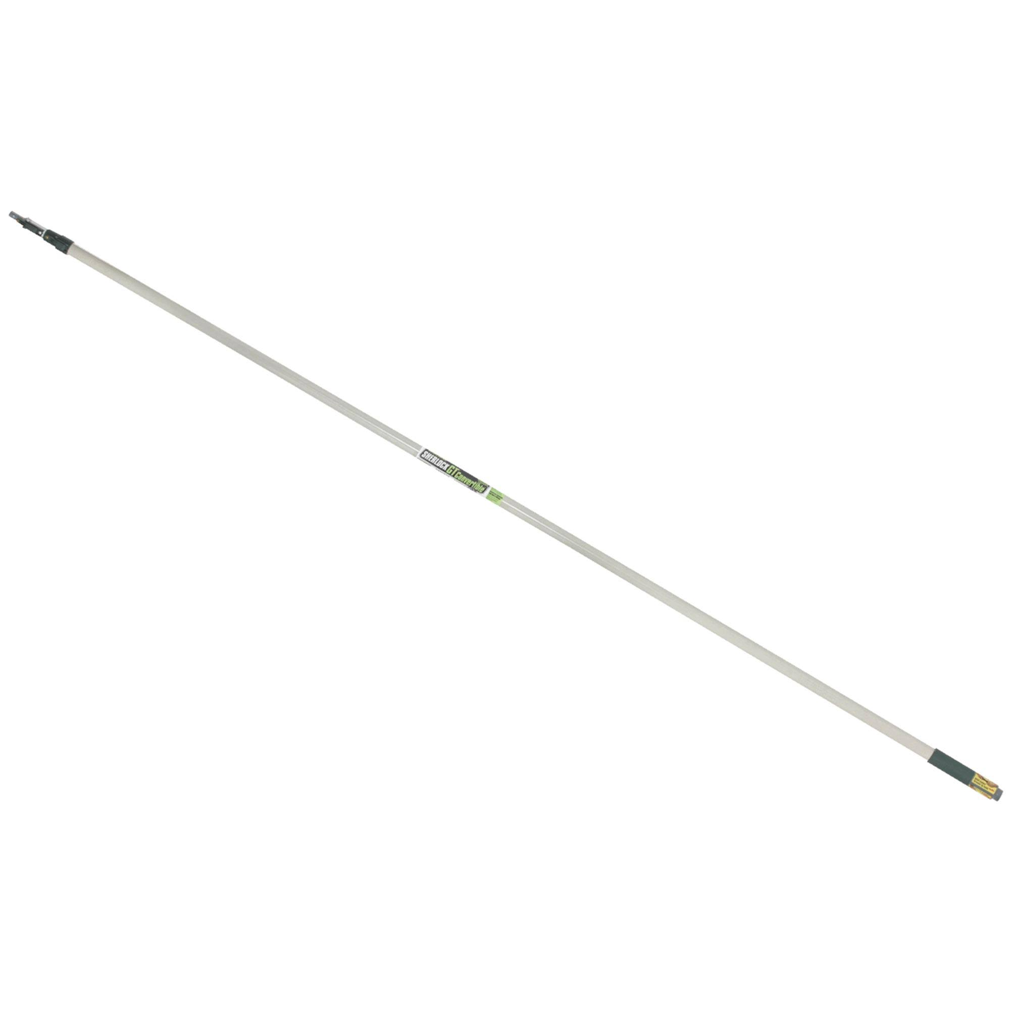 Wooster Sherlock GT Convertible Extension Pole - R096