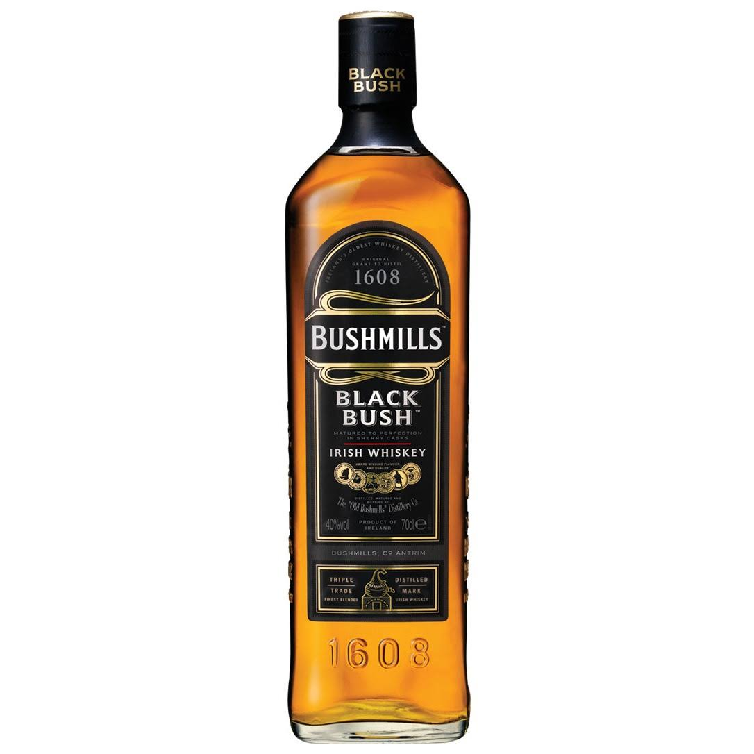 Bushmillls Black Bush Irish Whiskey - 70cl