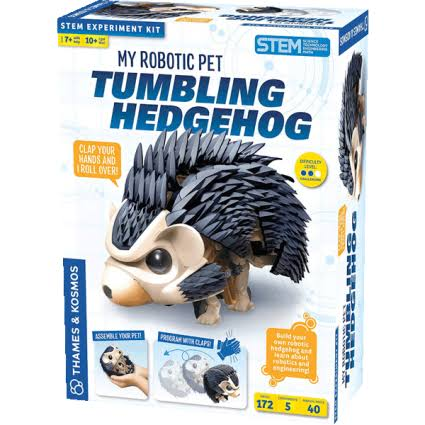 Thames & Kosmos - My Robotic Pet - Tumbling Hedgehog