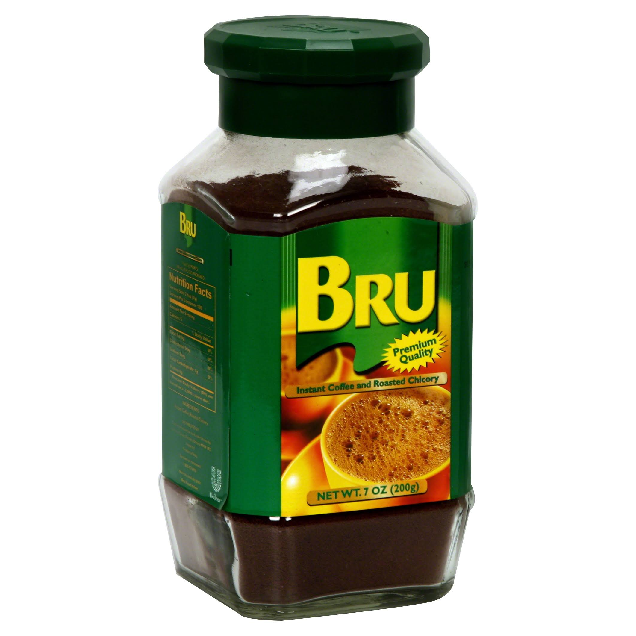 Bru Instant Coffee & Roasted Chicory - 200g
