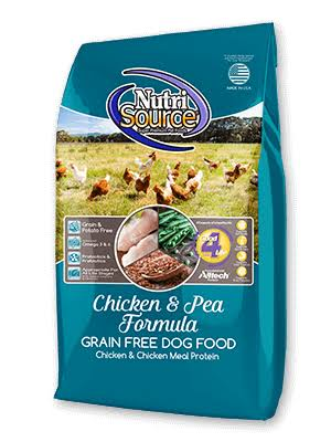 Nutri Source Grain Free Dry Dog Food - Chicken