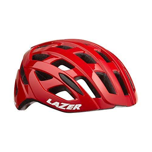 Lazer Men's Tonic Cycling Helmet - Red, Large