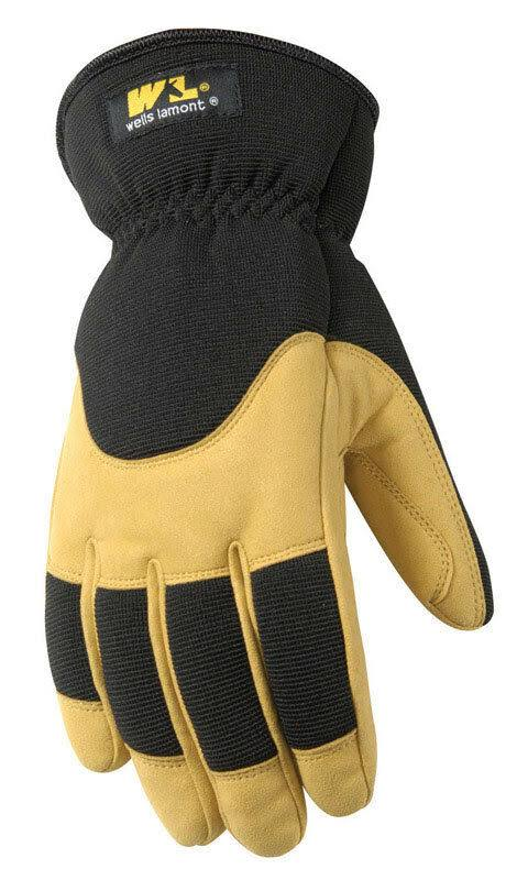Wells Lamont 7092M Insulated Winter Glove - Medium