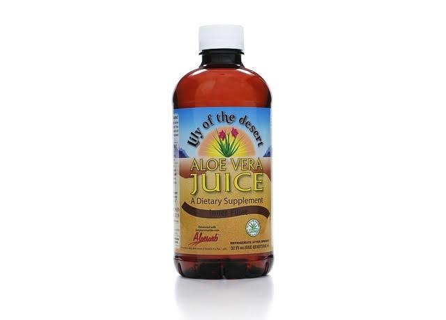 Lily of the Desert Aloe Vera Juice, Inner Fillet - 32 fl oz