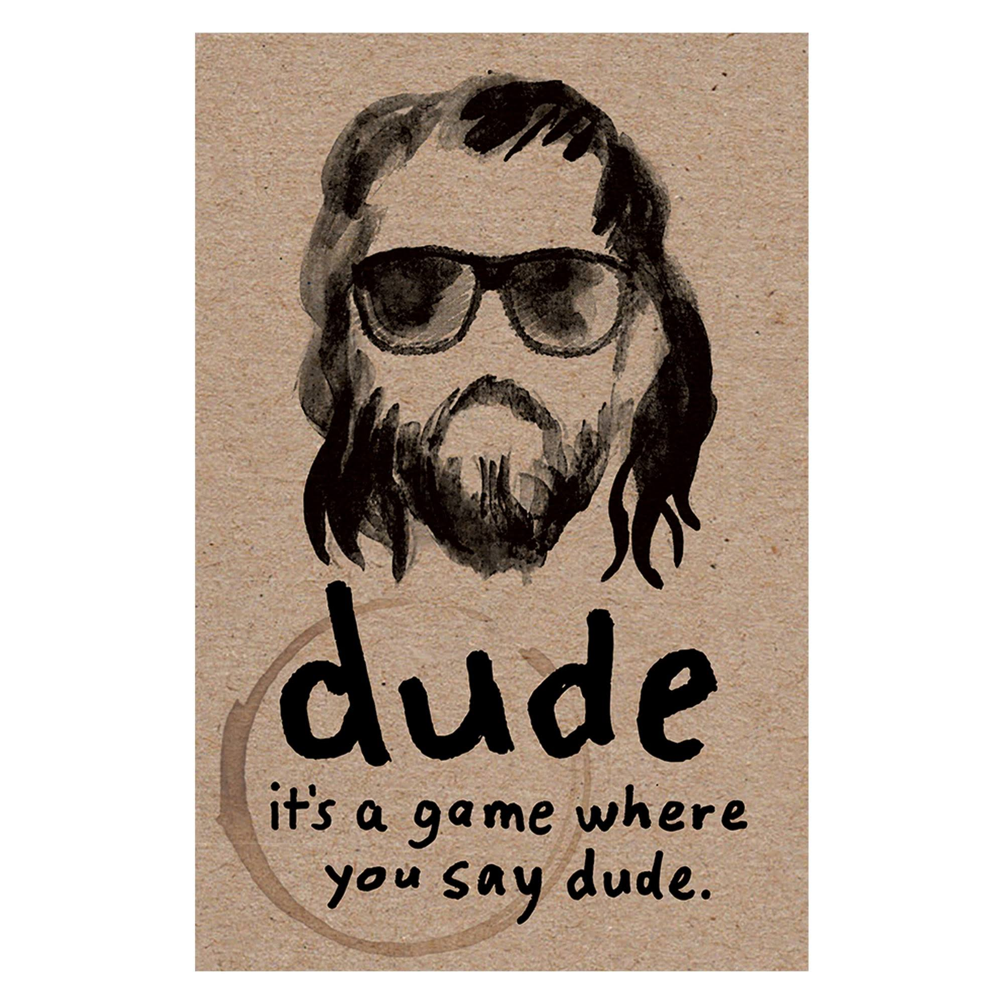 Dude Card Game, Board Games