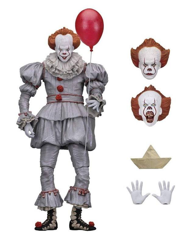 Neca IT Pennywise 2017 Action Figure