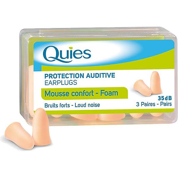 Quies Ear Protection Foam