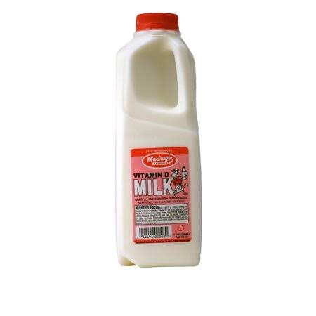 Marburger Farm Dairy Vitamin D Milk - 32 fl oz bottle
