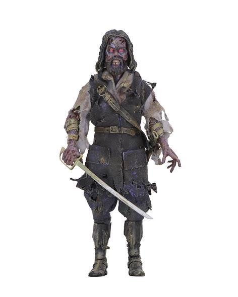 The Fog Captain Blake Clothed Action Figure