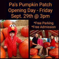 Pas Pumpkin Patch 2017 by Photos For Pa U0027s Pumpkin Patch Yelp