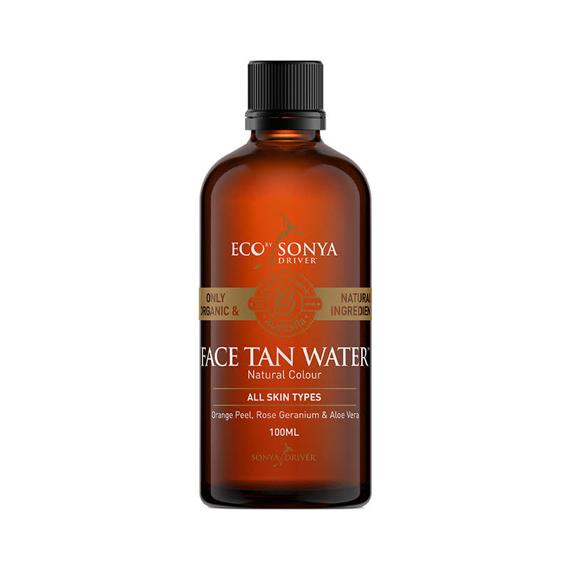 Eco By Sonya Driver Face Tan Water - 100ml
