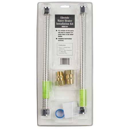 Reliance Electric Water Heater Installation Kit - 3/4""