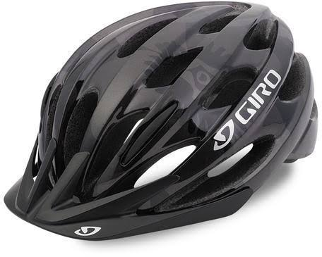 Giro 2017 Revel Cycling Helmet - Black Metallic Flowers
