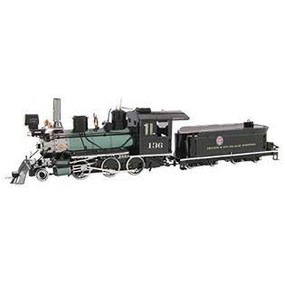 Fascinations Mms190 Wild West LOCO 3d Model Kit