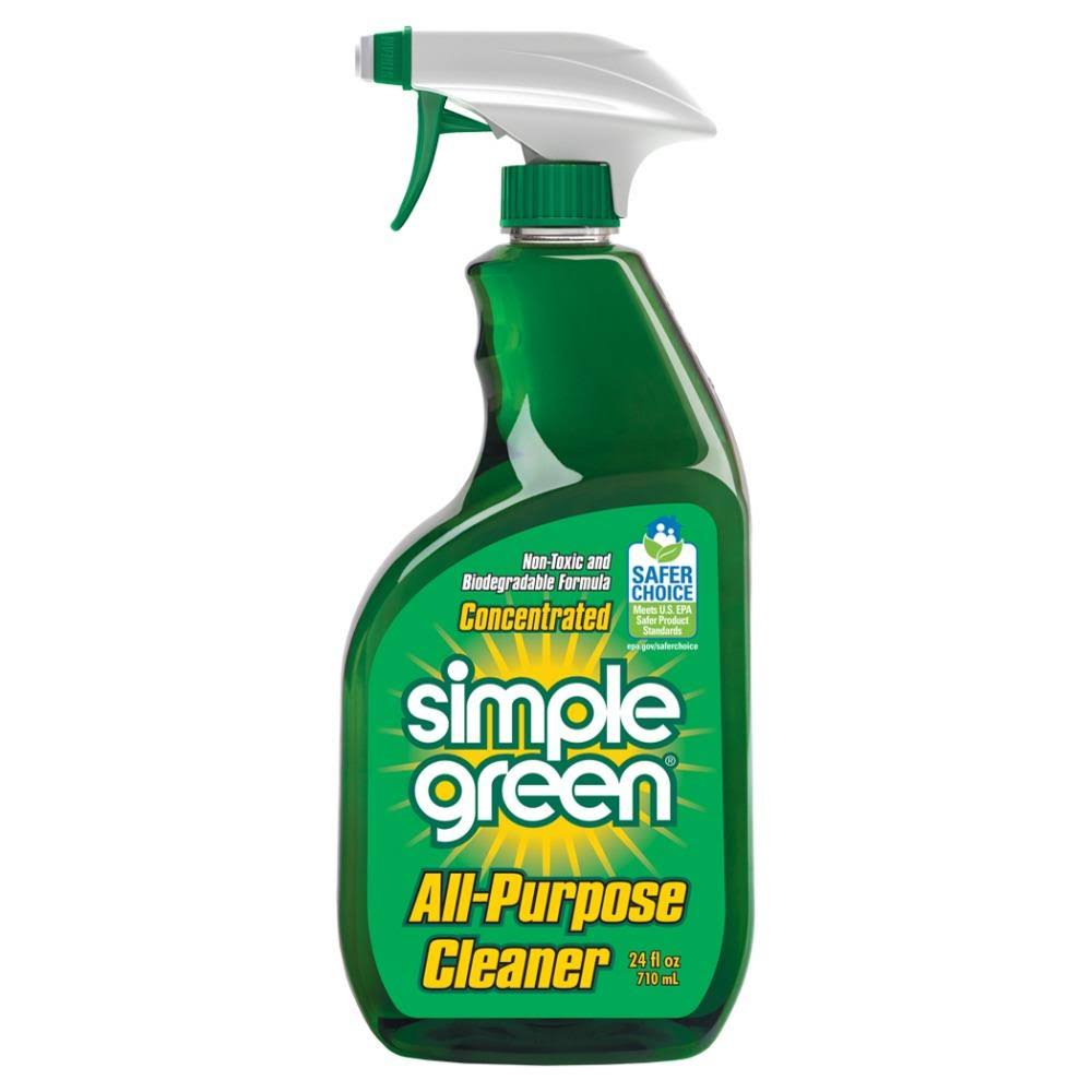 Simple Green Concentrated Cleaner - Original Scent, 24oz