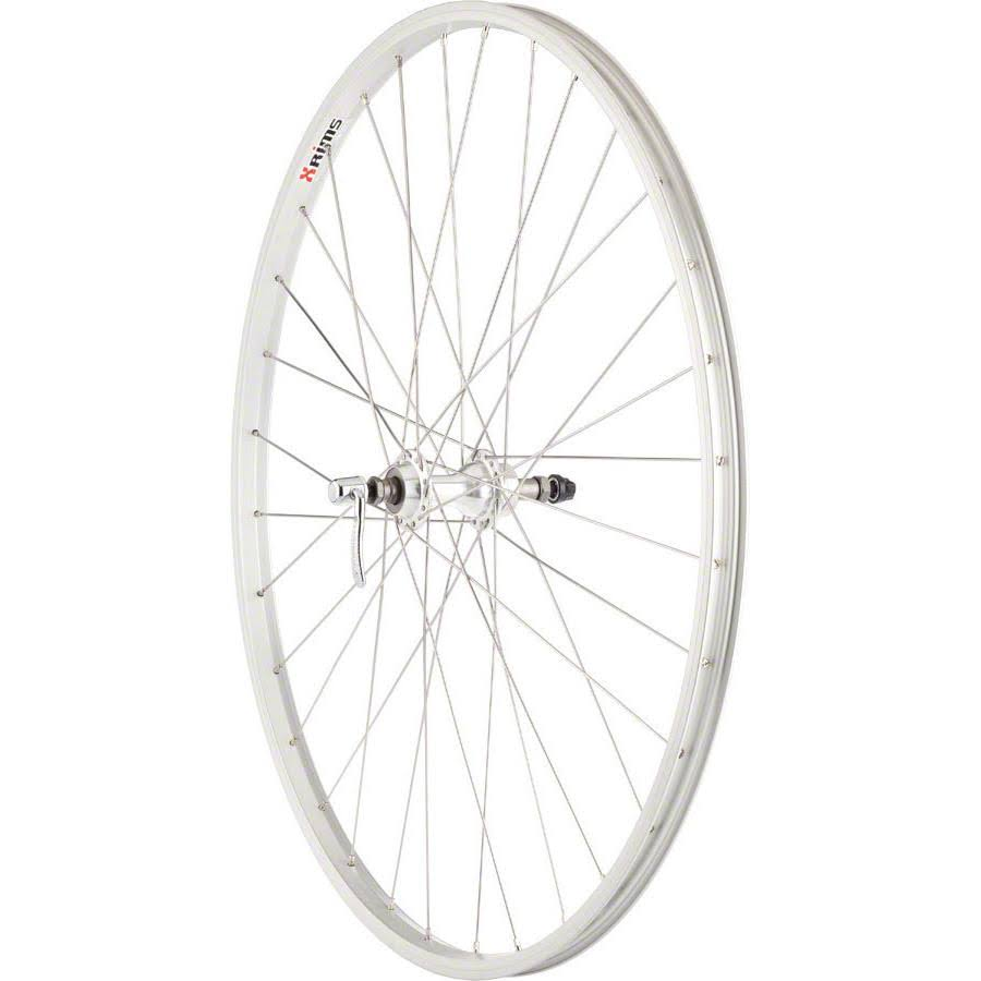 Quality Wheels 700c Formula Value Series Road Rear Wheel - 130mm