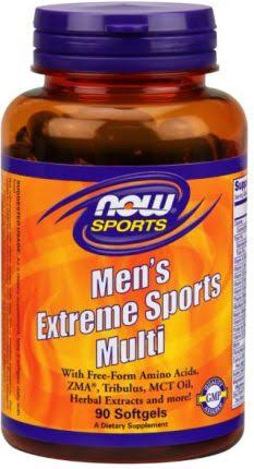 Now Foods Men's Extreme Sports Multivitamin - 180 Softgels
