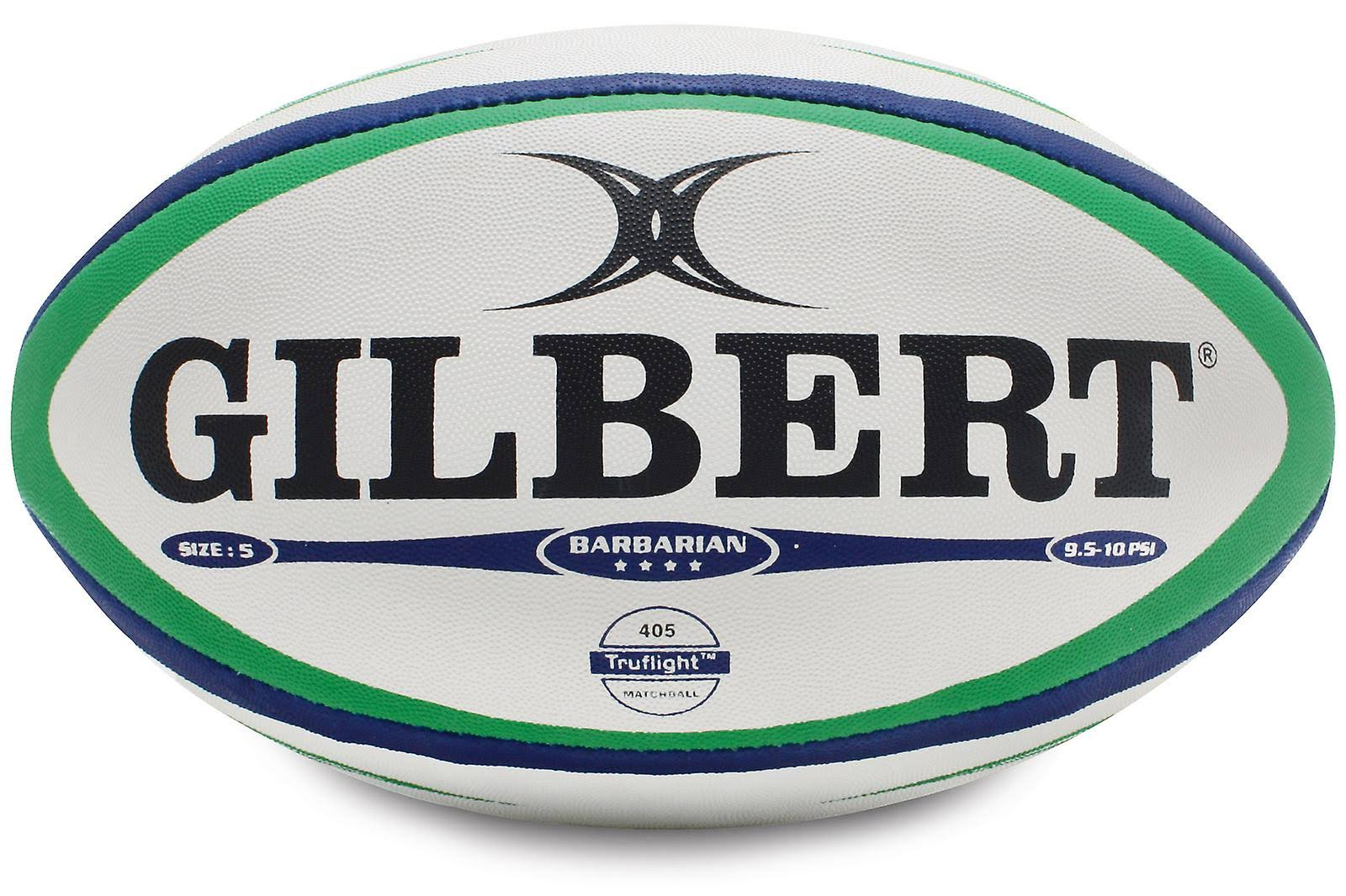 Gilbert Barbarian II Rugby Match Ball - Size 5
