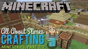 Minecraft Grow Pumpkins Fast by Part 2 Of 2 Brewing U0026 Crafting With Slimes In Minecraft Youtube