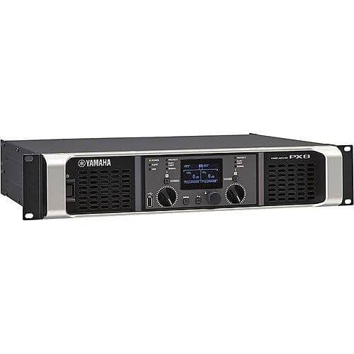 Yamaha PX8 Power Amplifier