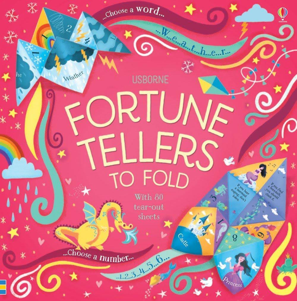 Fortune Tellers to Fold [Book]