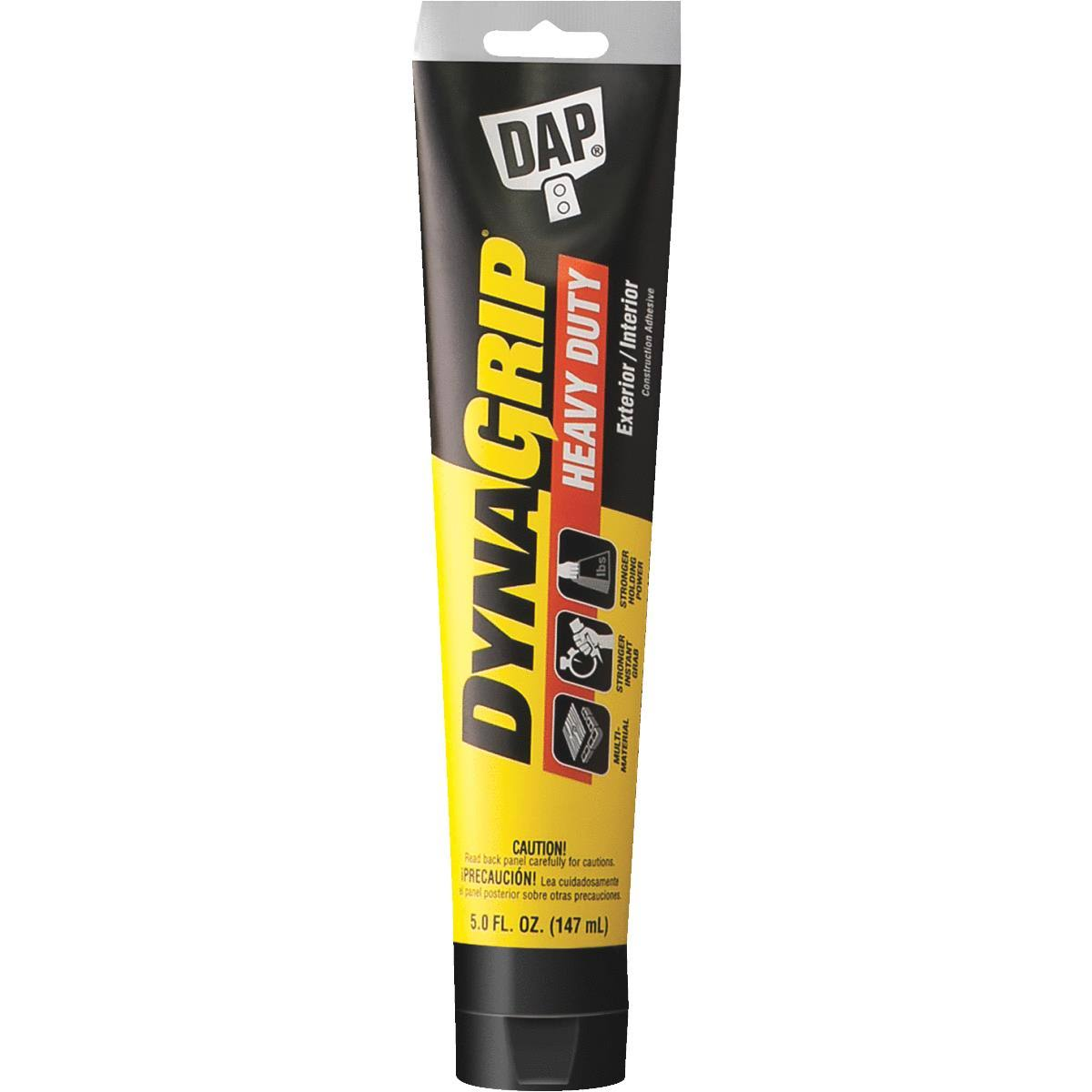 Dap Dynagrip Heavy Duty Construction Adhesive - 5oz