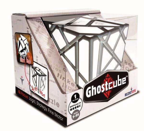 Recent Toys Ghostcube Mefferts Brain Teaser Puzzle