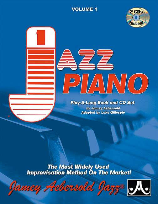 Jamey Aebersold Jazz, Volume 1: Jazz Piano Book & 2 CDs