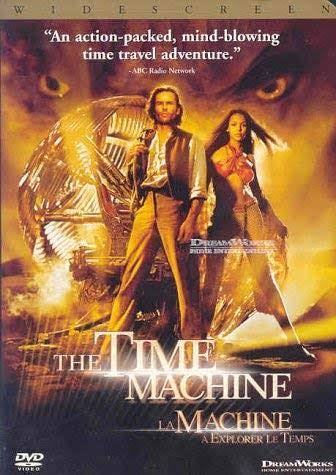 The Time Machine (DVD, 2002, widescreen)