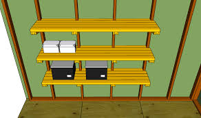 garage shelving plans myoutdoorplans free woodworking plans