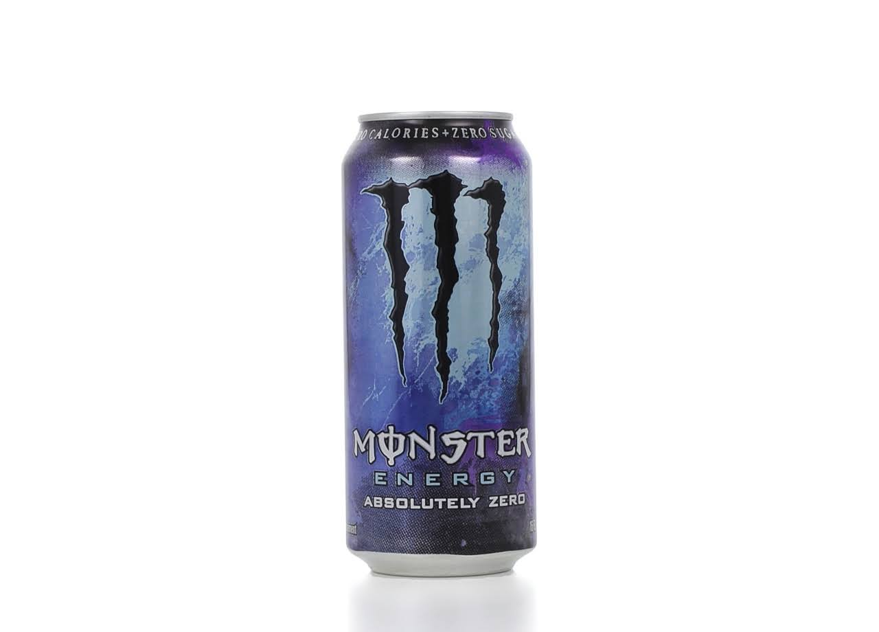 Monster Absolutely Zero Energy Drink