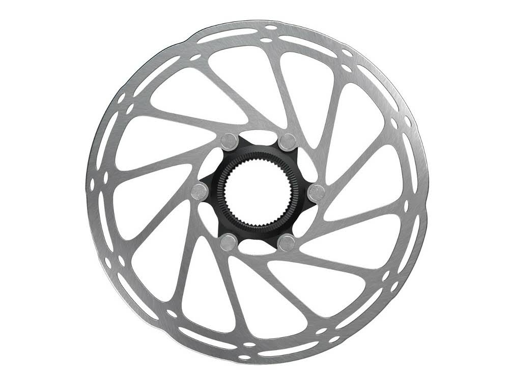 Sram Rotor Centerline CenterLock - With Rounded Edge, 200mm