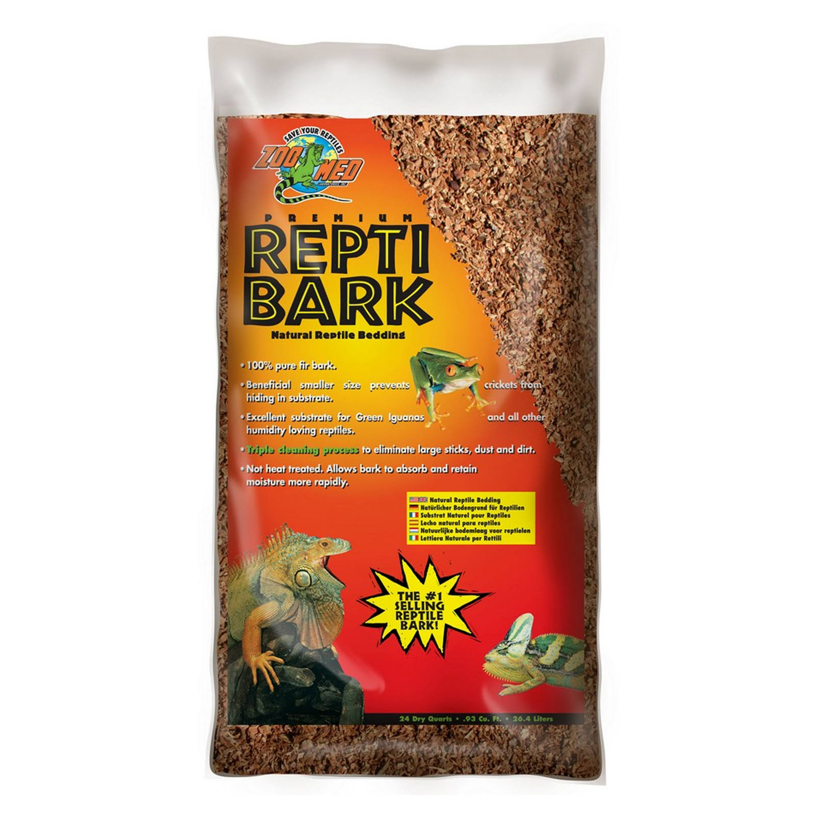 Zoo Med Repti Bark Reptile Bedding