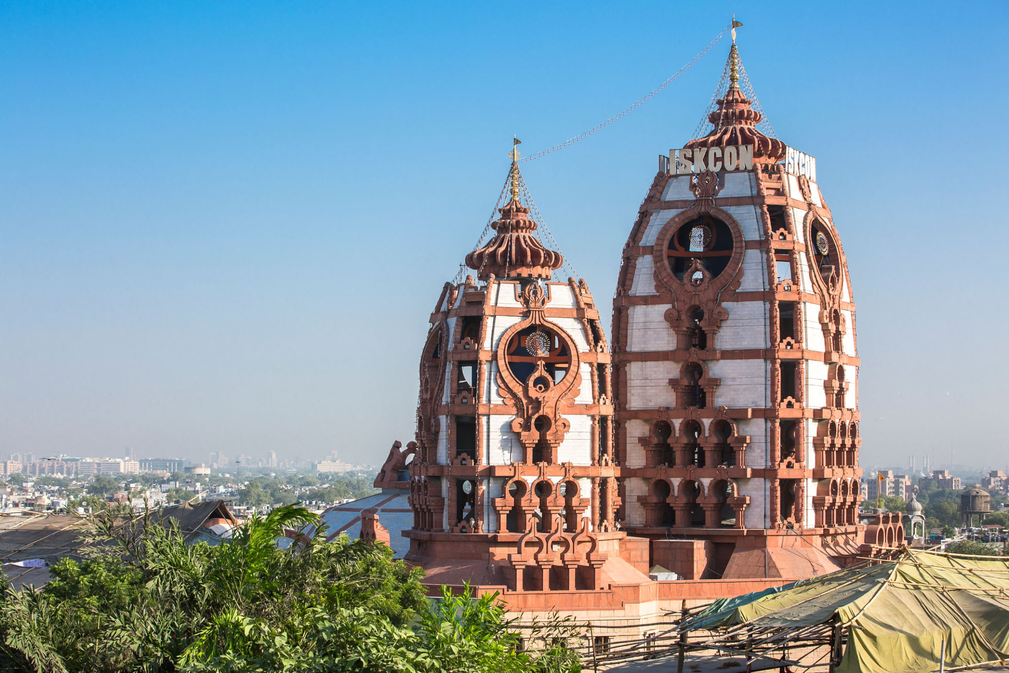 ISKCON Temple Delhi-Glory Of India and Vedic Cultural Centre
