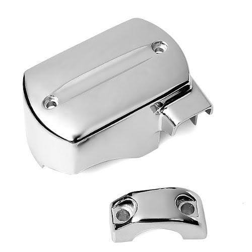 X1 Motocycle Brake Master Cylinder Cover - For 98-13 Yamaha V-Star 650 950 1100 1300